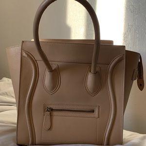 Micro Luggage Celine Bag